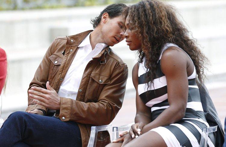 Serena & Rafa